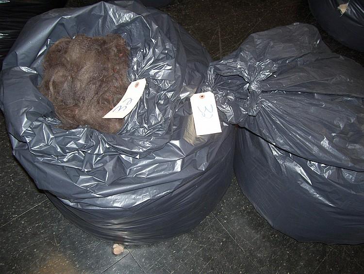 2 bags brown grade 3 bulk