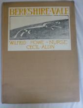 1927 BERKSHIRE VALE - Howe-Nurse, Wilfrid. Illus. by Aldin, Cecil