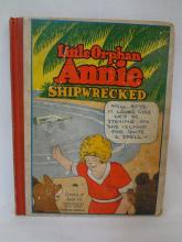 Little Orphan Annie: Shipwrecked Harold Gray 1931
