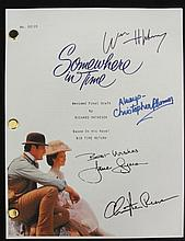 Somewhere In Time Revised Final Draft Richard Matheson