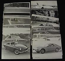 1960'-70's Exhibit Automobile Cards