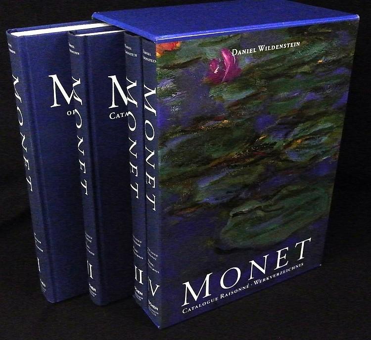 Monet or the Triumph of Impressionism (4)Volume set Widenstein