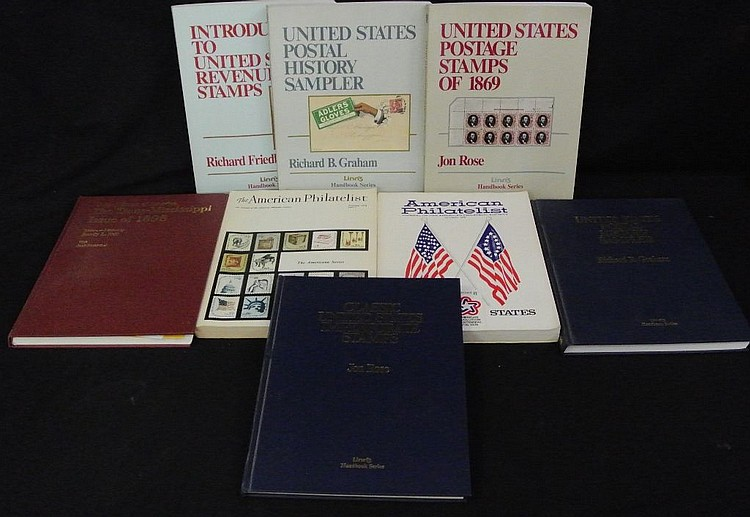 Large Lot of Philatelic Literature