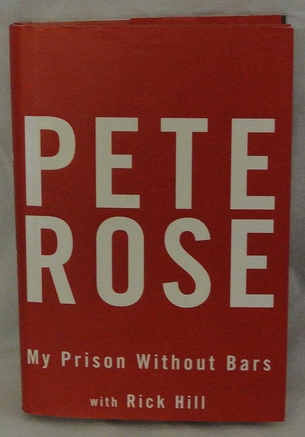 Pete Rose autographed