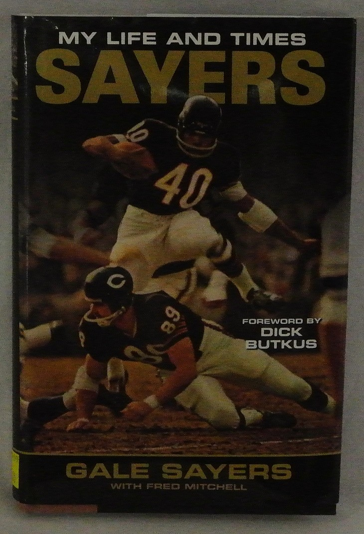 Gale Sayers signed