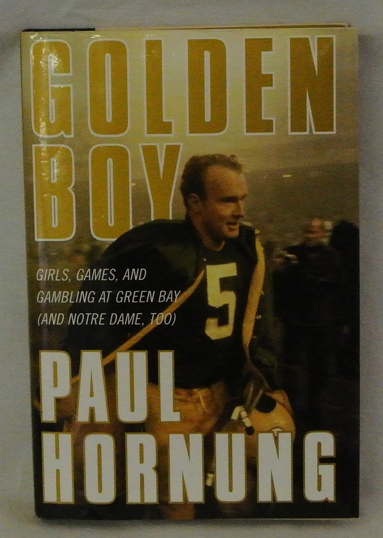 Paul Hornung signed