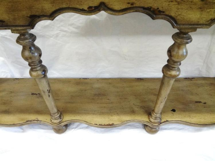 Butler Specialty Co Butler Console Table Hand Painted