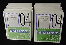Scott Specialty Album Supplements