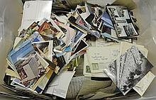(3000)+ Misc. U.S. & Foreign Postcards