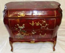 Chinese Export 20th c. Bombay Chest
