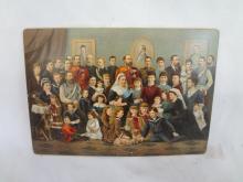 Key to the Royal Circle at Windsor Raphael Tuck and Son Postcard