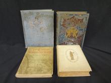 (4) 1893 Books National Exposition Souvenir, The Century World's Fair, Crown Jewels, Royal Photography