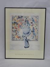Norman Rockwell Numbered Lithograph