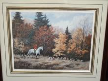 Susan Sponenberg Signed and Numbered Lithograph