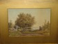 HENRY HITCHINGS WATER COLOR, Henry Hitchings, Click for value