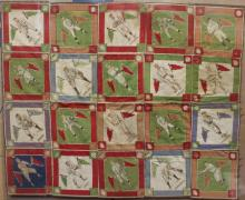 Twenty 1914 B18 Baseball Blankets