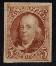 Fusco Rare Stamps & Collections Auction #126