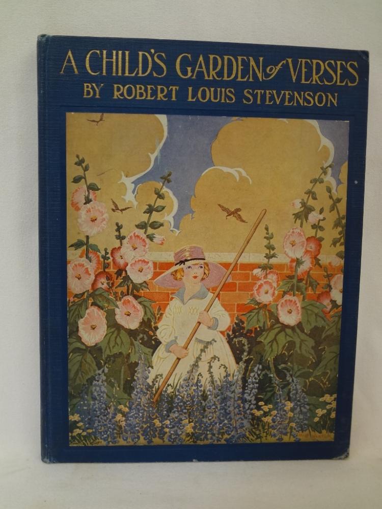 A Child 39 S Garden Of Verses Robert Louis Stevenson 1919