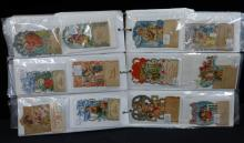 Vintage Valentines Greetings 75+ Pull Outs