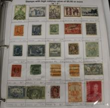 Rare Stamps and Collections Auction #128