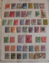 Great Britain Unused Used Stamp Collection to 1938 SCV.$10,000+
