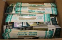 Crytstal Mounts Supply Lot