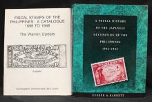 Eugene Garrett - A Postal History of the Japanese Occupation of the Philippines, 1941-1945