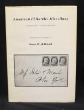 Susan McDonald - American Philatelic Miscellany