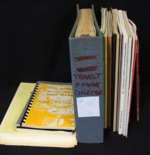 Philatelic Literature Postal Markings Lot