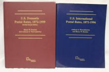 (2) Volumes U.S. Domestic and International Postal Rates