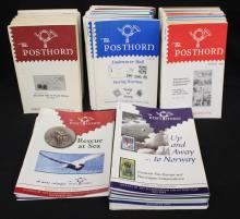 Posthorn - (95) Issues of the Scandinavian Collectors Club Magazine Plus