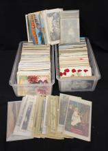 (1000-1200) U.S. Postcards Towns Views Greeting w/Better