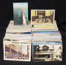 (800-1000) U.S. Postcards - Mixed States Towns Views Scenes