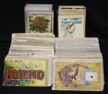 (400-600) Mostly Greetings with many John Winsch