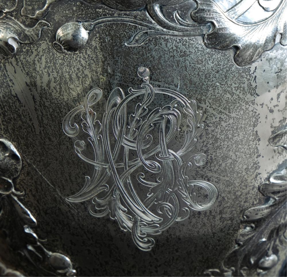 Fantastic Gorham Sterling RepoussÈ Loving Cup