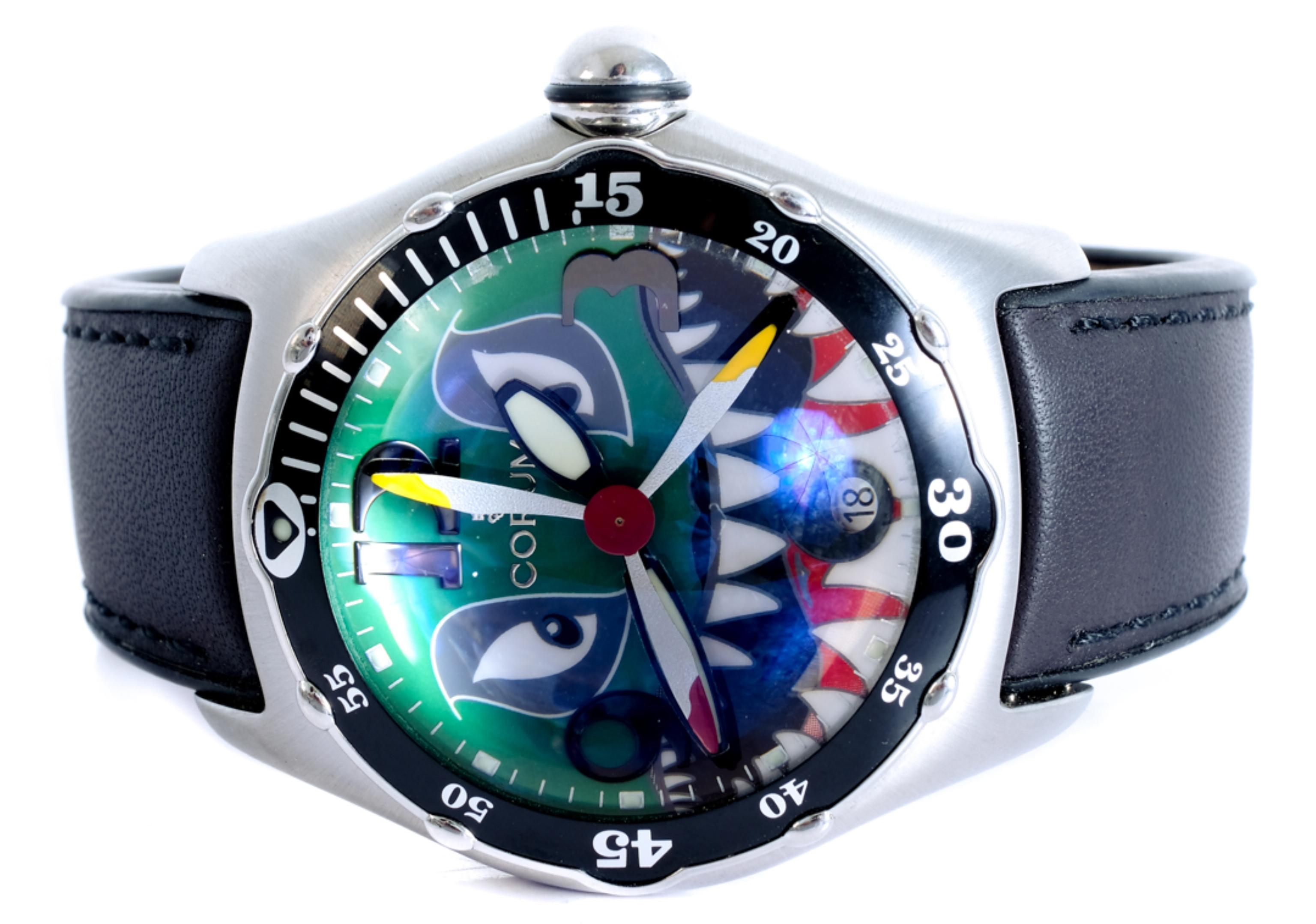 Corum Bubble Dive Bomber Shark Limited Edition