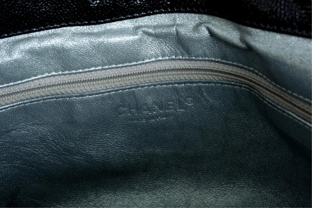 Massive and Important Chanel Jumbo Calfskin Purse