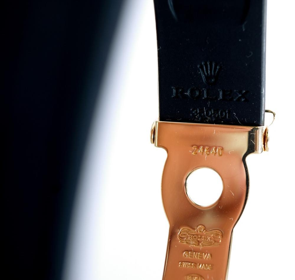 Rolex Daytona Eye of The Tiger 116588TBR