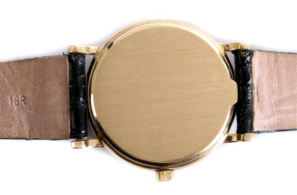 Patek Philippe Calatrava 3802 18k YG Watch