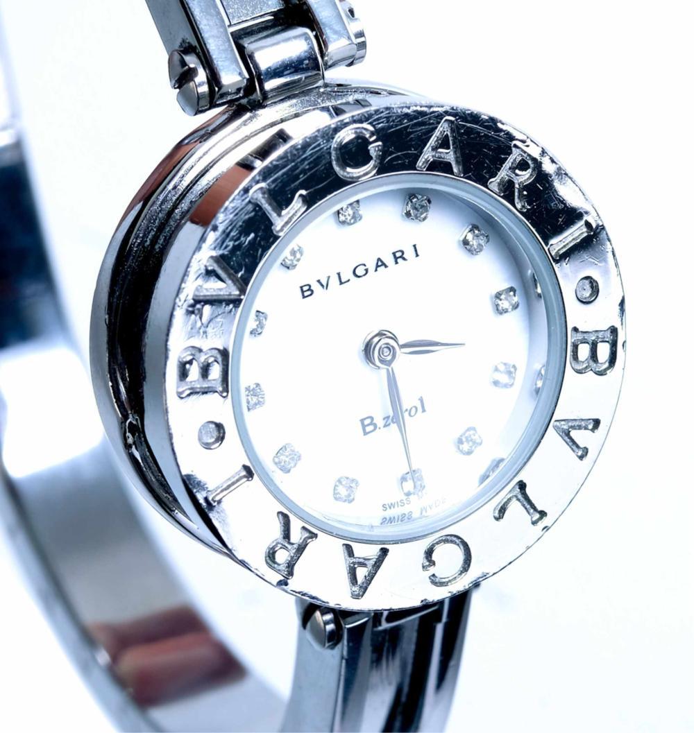 BVLGARI BULGARI B Zero 1 Stainless Watch