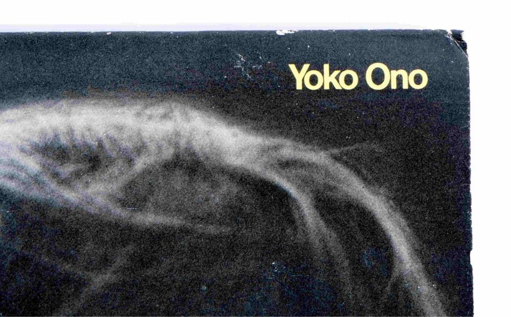 John Lennon Double Fantasy signed album