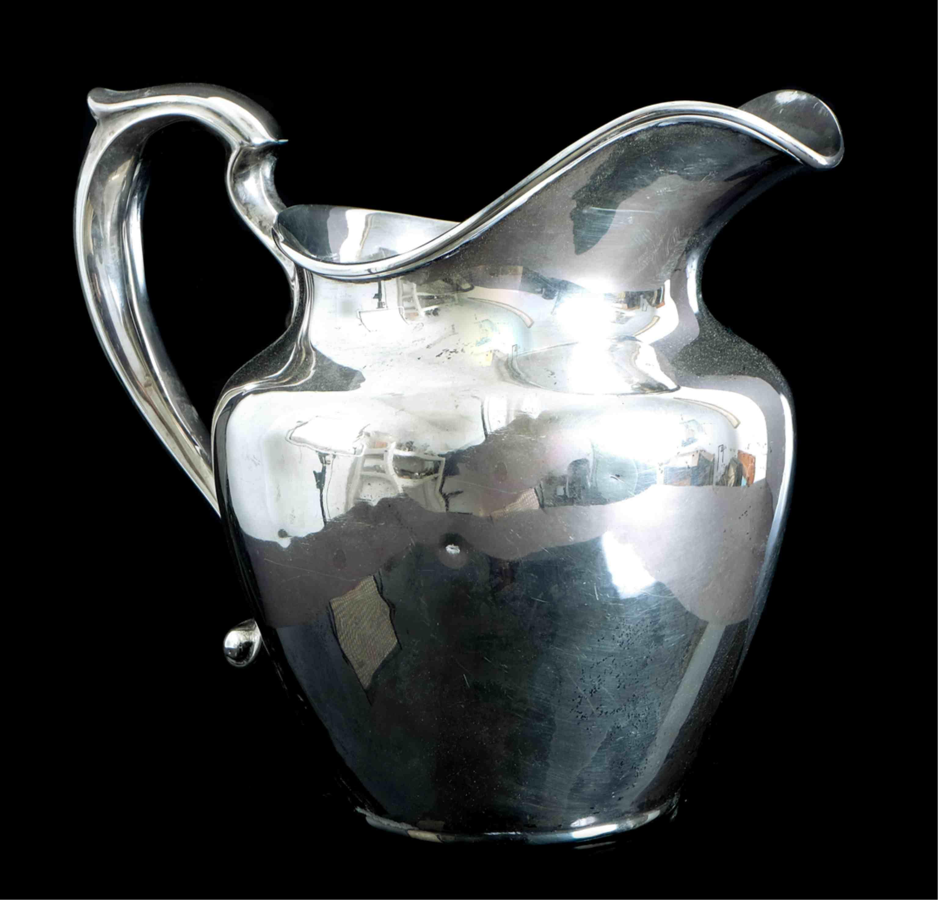 Dominick & Haff Sterling Silver Pitcher #2192