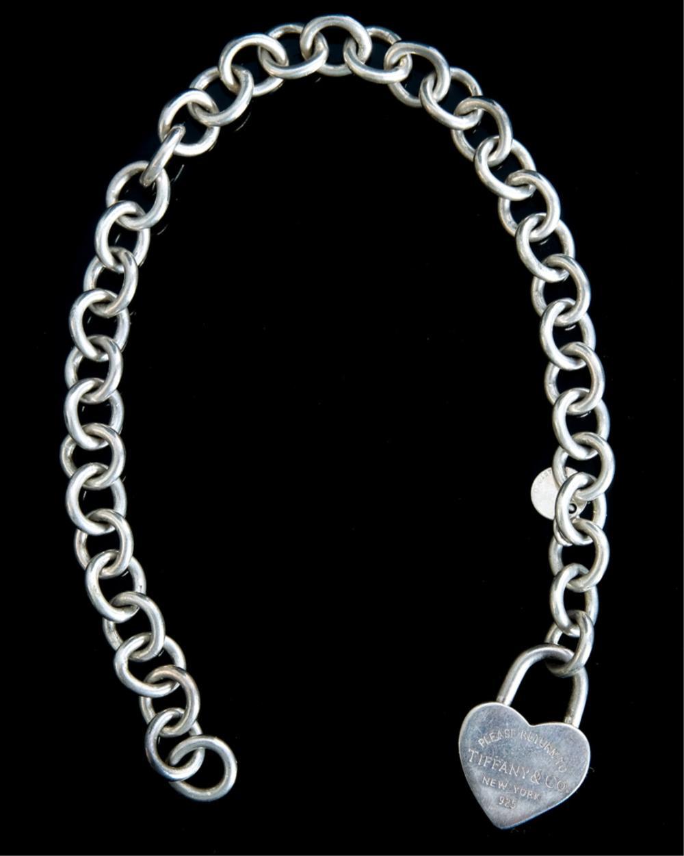 Tiffany & Co. Return to Tiffany Sterling Bracelet