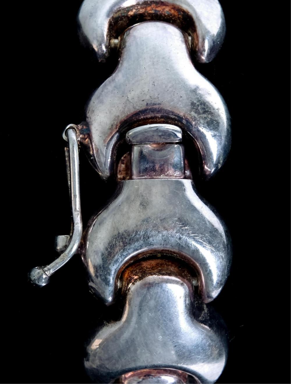 Italian Sterling Silver Necklace & Bracelet