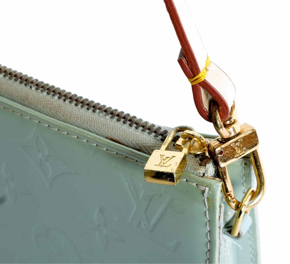 Louis Vuitton Vernis Lexington Pochette Bag