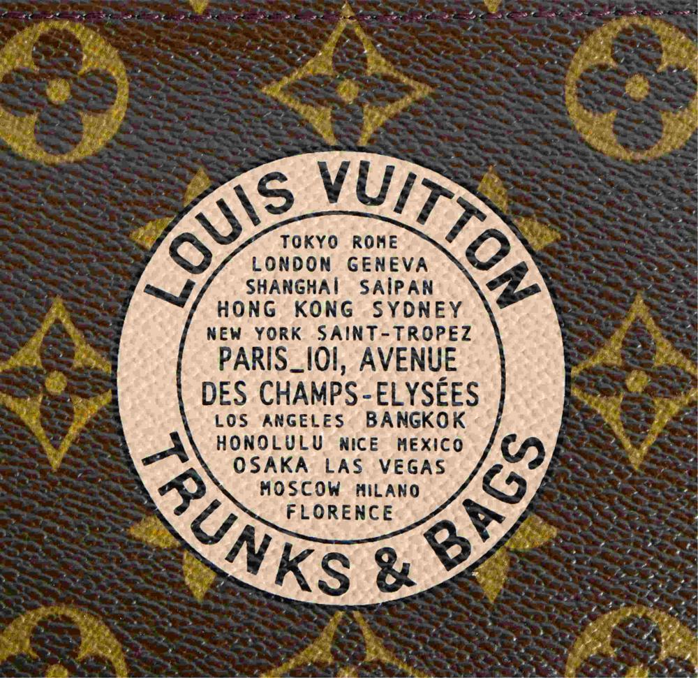 Louis Vuitton Monogram Complice Wallet