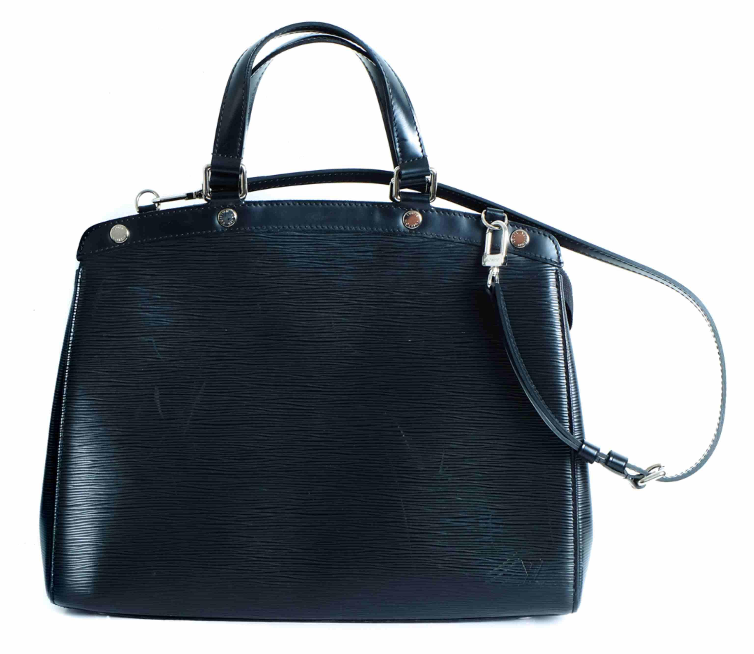 Louis Vuitton Epi Madeleine GM Black
