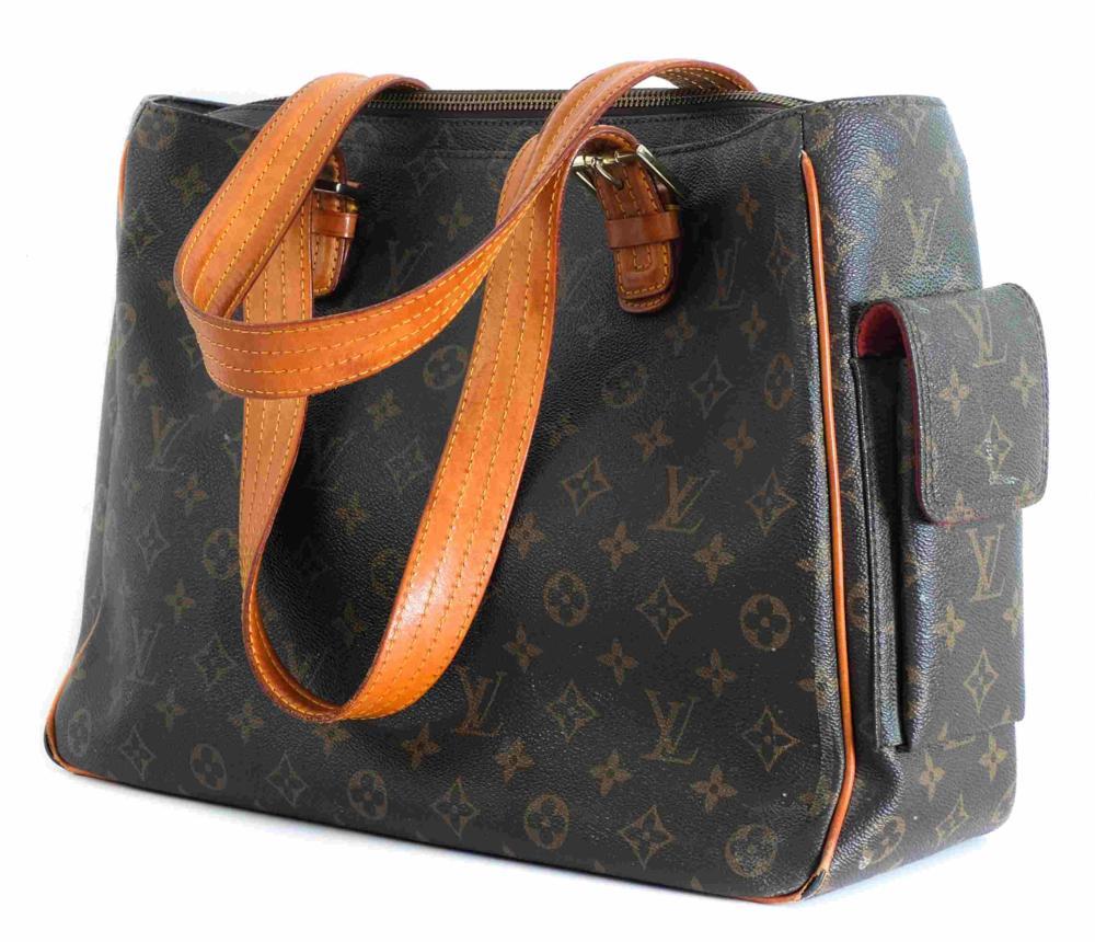Louis Vuitton Multipli Cite Shoulder Bag Monogram