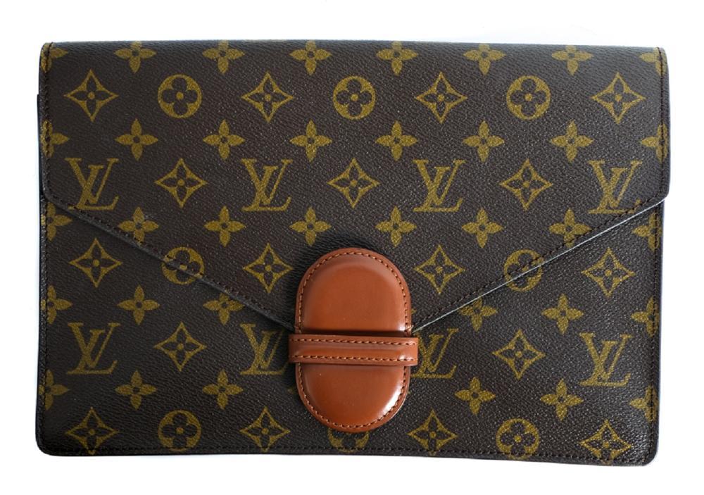 Louis Vuitton Monogram Ranelagh Envelope Clutch