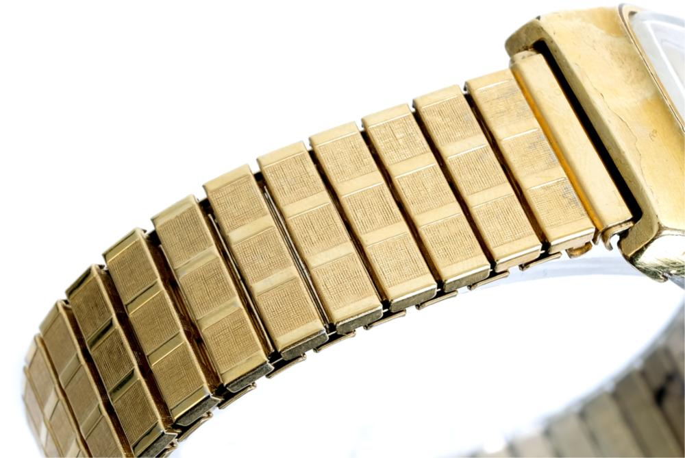 Omega Automatic DeVille Watch w/Stainless Band